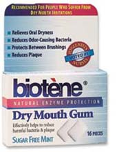 BIOTENE CHEWING GUM