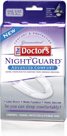 DOCTORS NIGHT GUARD ADVANCE COMFORT