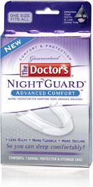 DOCTORS NIGHT GUARD ADVANCE COMFORT