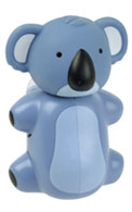 FLIPPER TOOTHBRUSH HOLDER KOALA