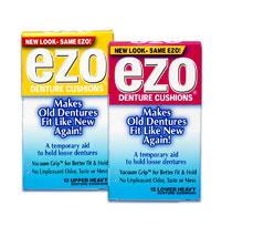 EZO DENTURE LINERS LOWERS 15