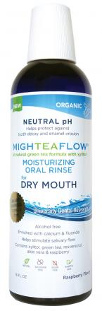 MIGHTEAFLOW ORGANIC NEUTRAL PH MOISTURIZING ORAL RINSE FOR