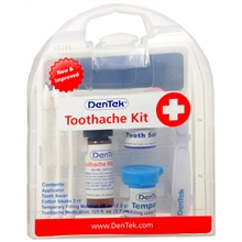 Dentek emergency dental kit