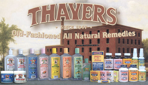 THAYERS SLIPPERY ELM  150