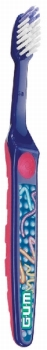 BUTLER GUM RAZZLE DAZZLE FUN PACK KIDS TOOTHBRUSH (12) 217P